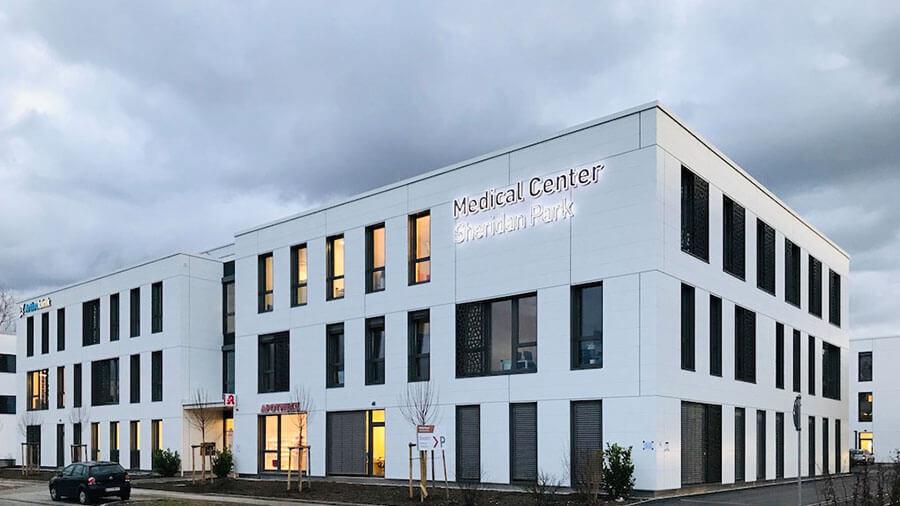 Gefässklinik Dr. Tsantilas Medical Center Augsburg